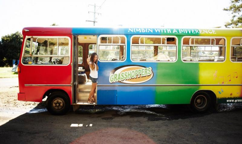 Nimbin Day Tours out of Byron Bay