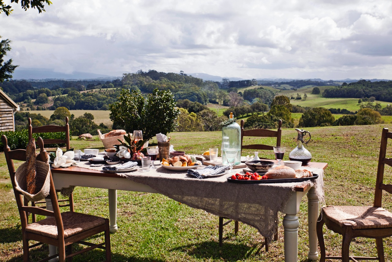 Byron Bay Organic Food & Cooking Lessons