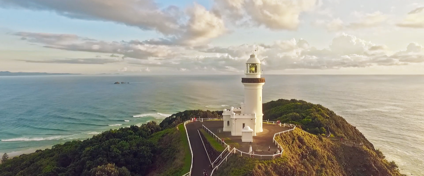 Cape Byron Lighthouse - Image Credit: Destination NSW