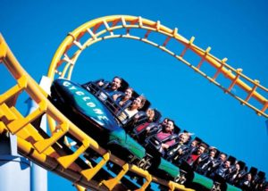 Dreamworld - Gold Coast theme parks