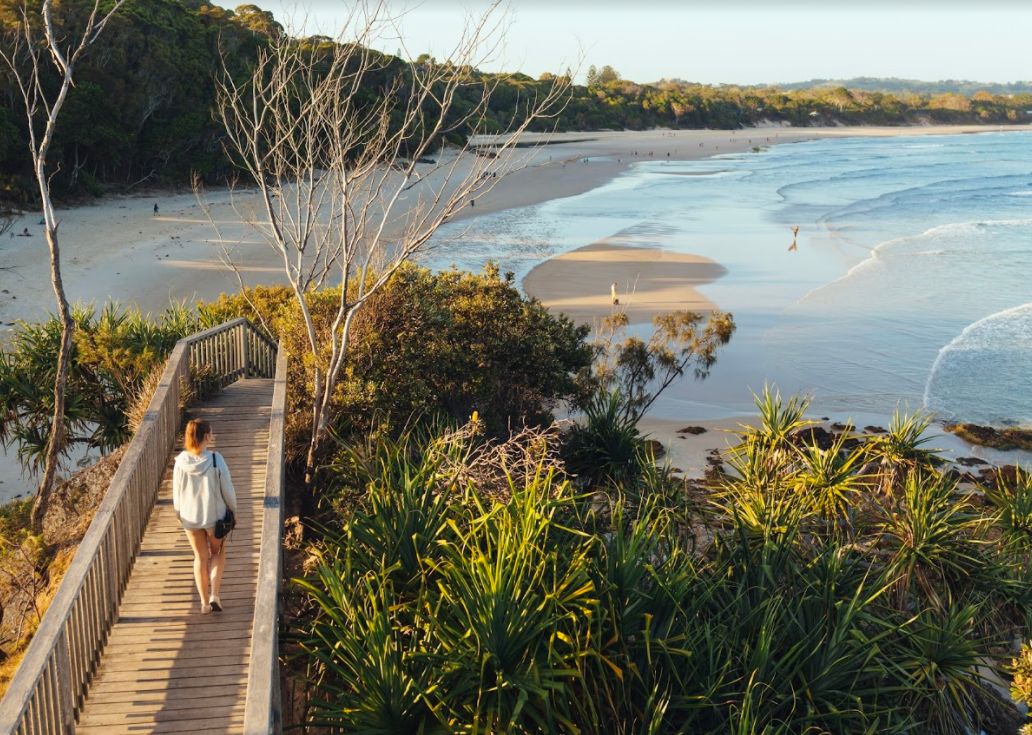 Backpacker Packages in Byron Bay / Byron Bay hostels