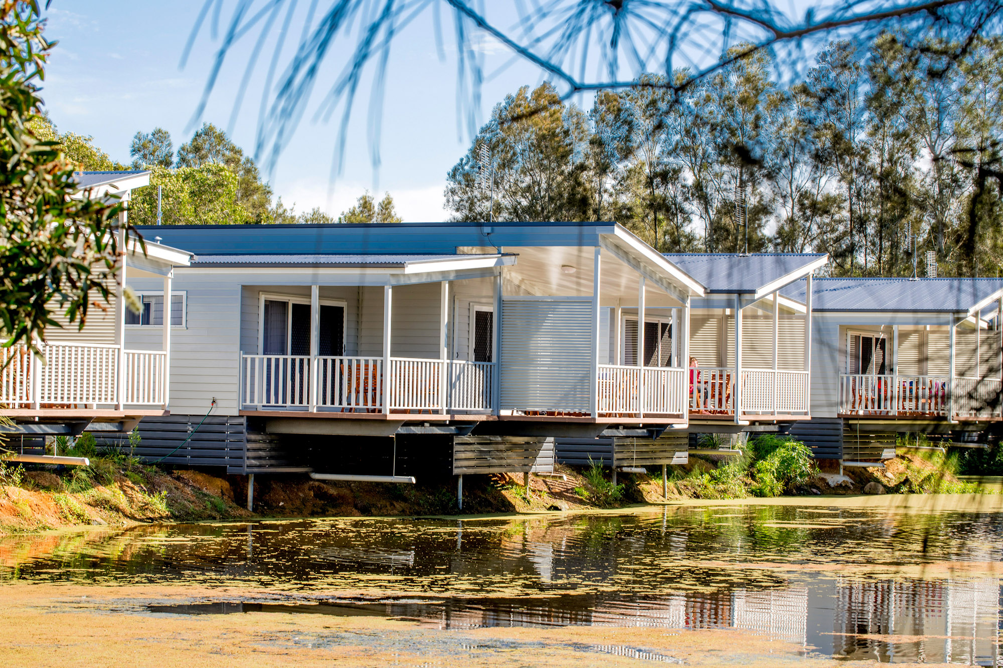 Discovery Holiday Parks Byron Bay - Byron Bay Accommodation & Camping