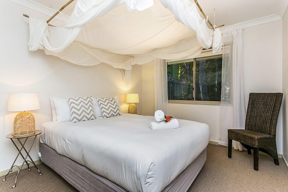 Byron Lakeside Apartments - Byron Bay Accommodation