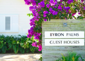 Byron Palms Guesthouse - Byron Bay Accommodation