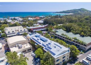 Byron Quarter Holiday Apartments - Byron Bay Accommodation