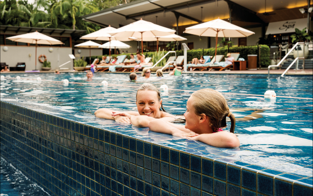 Byron Bay Hotels & Resorts - Image Credit: Destination NSW