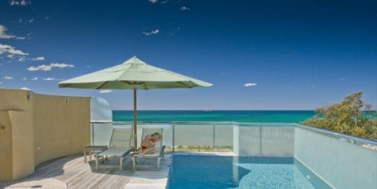 Beach Suites Byron Bay Accommodation