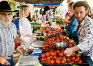 Byron Bay Farmers' Markets - Byron Bay Activites