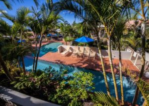 Lennox Beach Resort - Byron Bay & Lennox Beach Accommodation